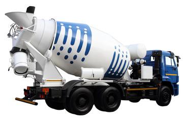 Бетонный миксер доставит купленный бетон в Мытищи