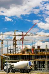 Продажа товарного бетона в Красногорске с доставкой