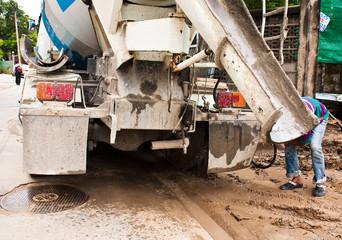 Доставка бетона в Барыбино