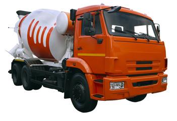 Доставка бетона в Серпухов